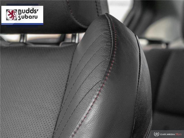 2016 Subaru WRX Sport-tech Package (Stk: W19030A) in Oakville - Image 23 of 26