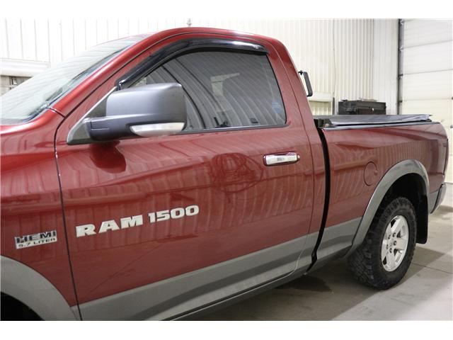 2011 Dodge Ram 1500  (Stk: JT051B) in Rocky Mountain House - Image 4 of 16