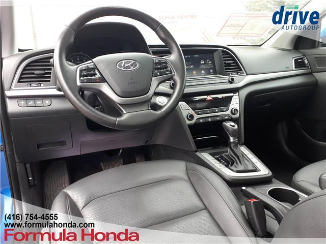 2018 Hyundai Elantra GLS (Stk: B11105R) in Scarborough - Image 2 of 27