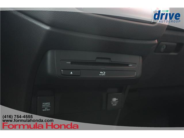 2019 Honda Odyssey Touring (Stk: 19-0016D) in Scarborough - Image 22 of 40