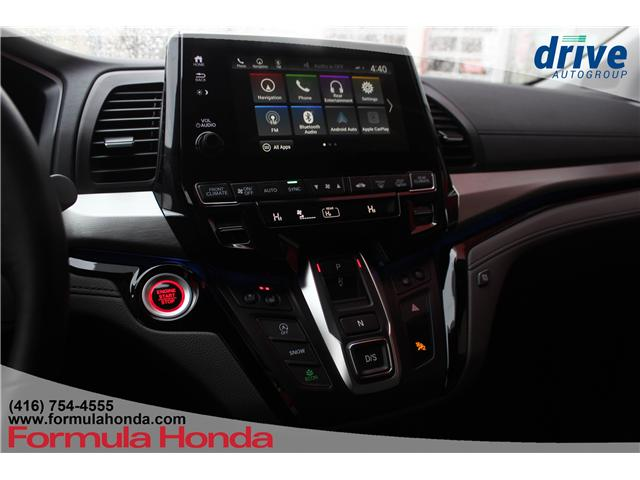 2019 Honda Odyssey Touring (Stk: 19-0016D) in Scarborough - Image 19 of 40