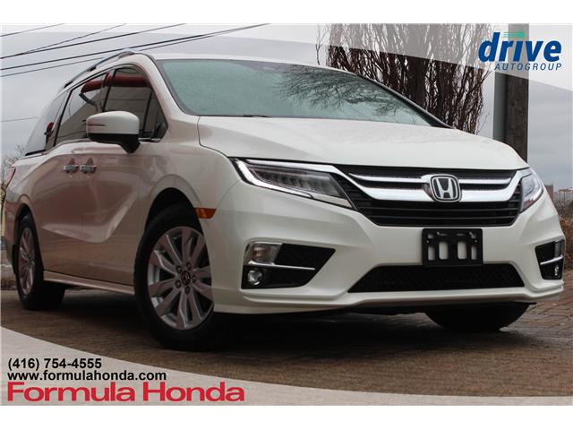 2019 Honda Odyssey Touring (Stk: 19-0016D) in Scarborough - Image 1 of 40