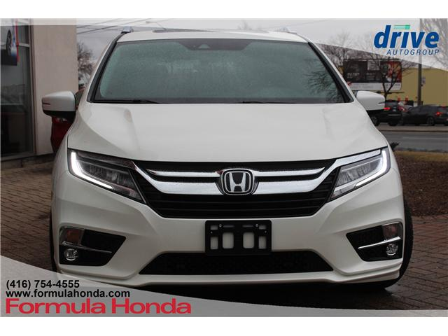 2019 Honda Odyssey Touring (Stk: 19-0016D) in Scarborough - Image 4 of 40