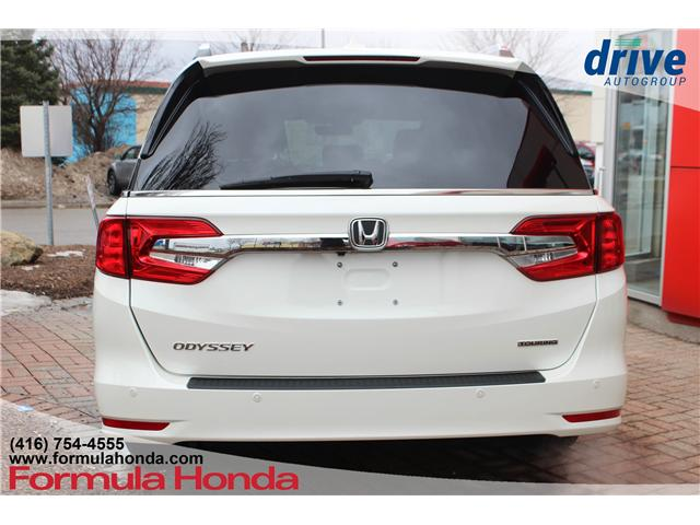 2019 Honda Odyssey Touring (Stk: 19-0016D) in Scarborough - Image 8 of 40