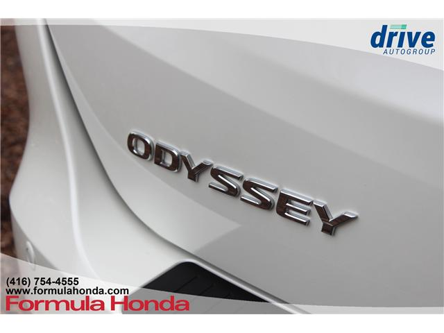 2019 Honda Odyssey Touring (Stk: 19-0016D) in Scarborough - Image 37 of 40