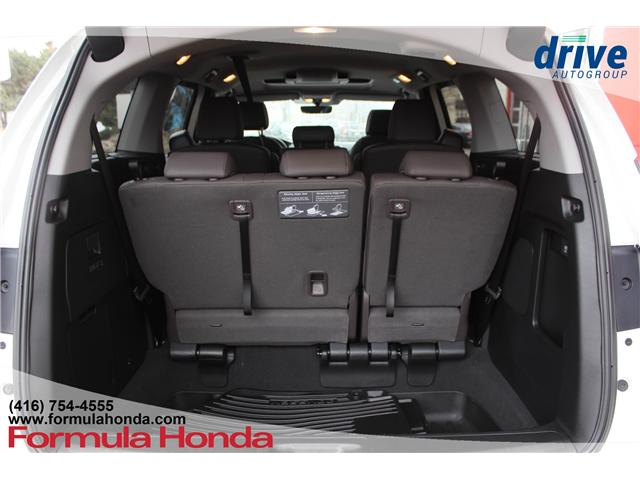 2019 Honda Odyssey Touring (Stk: 19-0016D) in Scarborough - Image 34 of 40