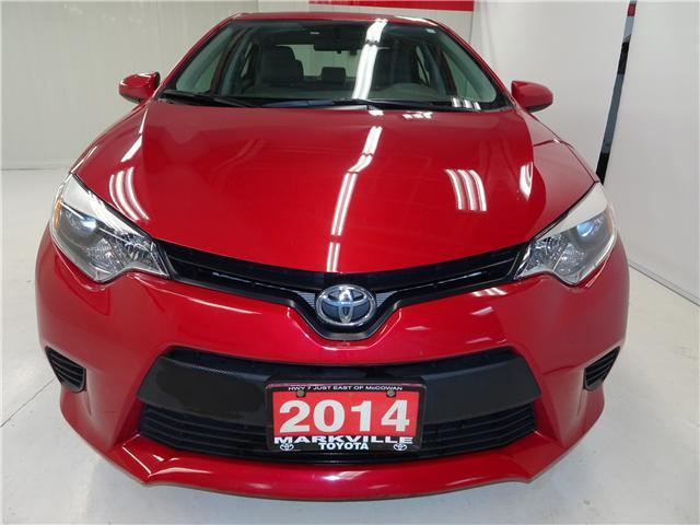 2014 Toyota Corolla LE (Stk: 36133U) in Markham - Image 2 of 22
