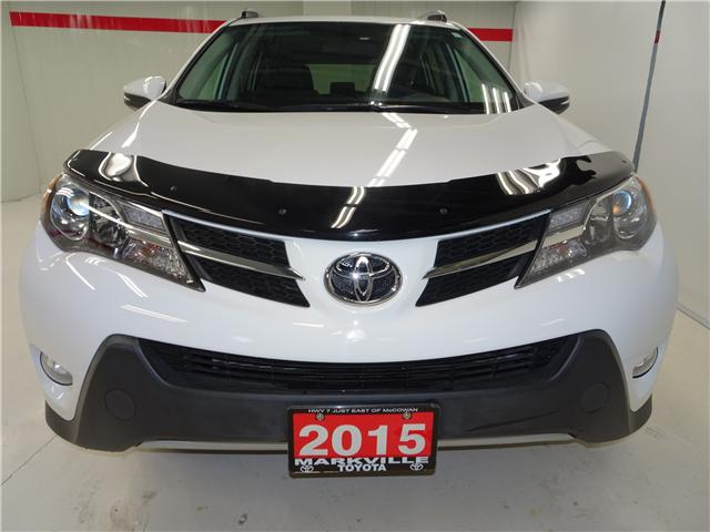 2015 Toyota RAV4 XLE (Stk: 36132U) in Markham - Image 2 of 9