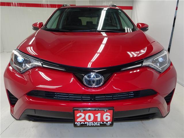 2016 Toyota RAV4 LE (Stk: 36135U) in Markham - Image 2 of 21