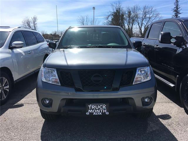2019 Nissan Frontier Midnight Edition (Stk: RY19T001) in Richmond Hill - Image 1 of 5