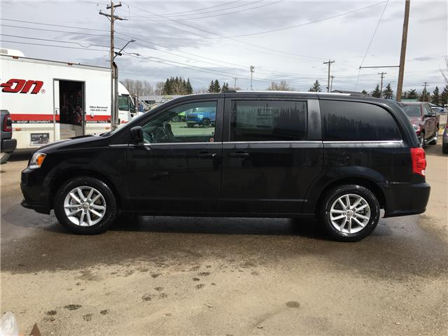2019 Dodge Grand Caravan CVP/SXT (Stk: 19GC9719) in Devon - Image 1 of 12