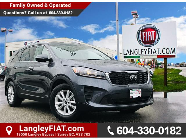 2019 Kia Sorento 2.4L LX (Stk: LF010150) in Surrey - Image 1 of 29