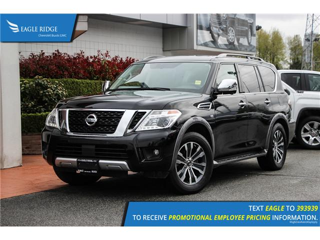 2018 Nissan Armada SL (Stk: 189509) in Coquitlam - Image 1 of 20