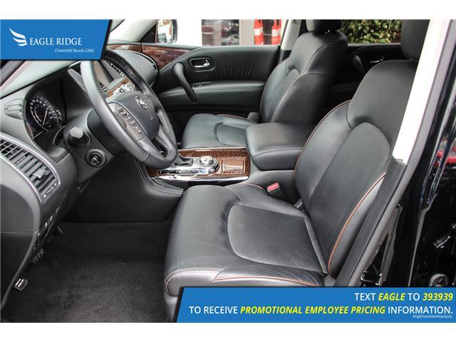 2018 Nissan Armada SL (Stk: 189509) in Coquitlam - Image 18 of 20