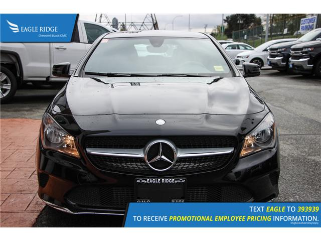 2017 Mercedes-Benz CLA 250 Base (Stk: 179499) in Coquitlam - Image 2 of 16