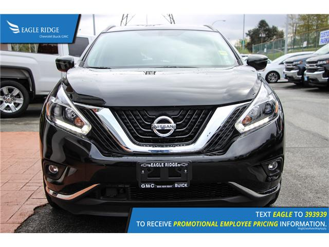 2018 Nissan Murano SV (Stk: 189295) in Coquitlam - Image 2 of 18