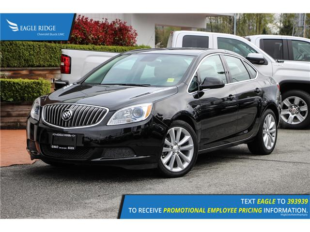 2017 Buick Verano Base (Stk: 179683) in Coquitlam - Image 1 of 15