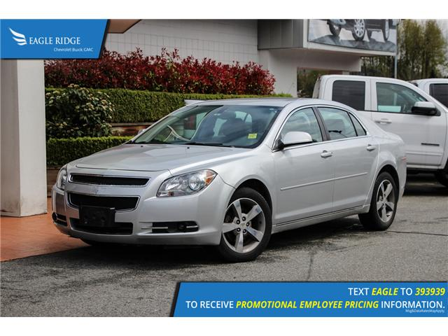2011 Chevrolet Malibu LT (Stk: 119411) in Coquitlam - Image 1 of 13