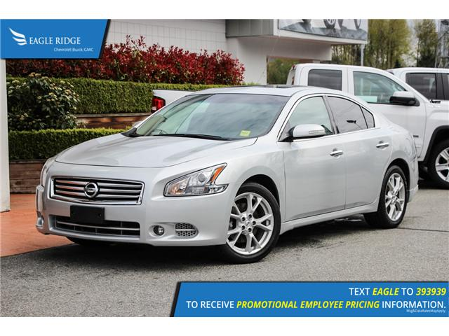 2013 Nissan Maxima SV (Stk: 139206) in Coquitlam - Image 1 of 16