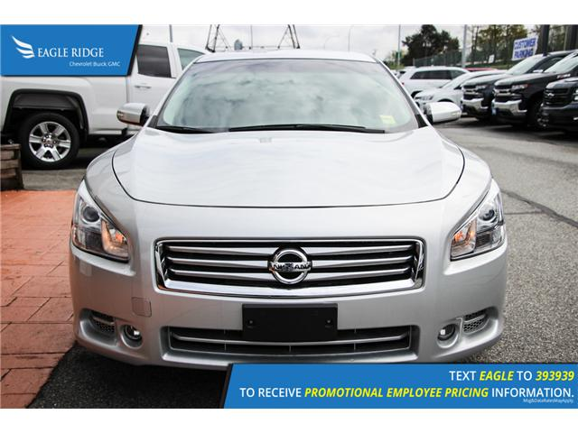 2013 Nissan Maxima SV (Stk: 139206) in Coquitlam - Image 2 of 16