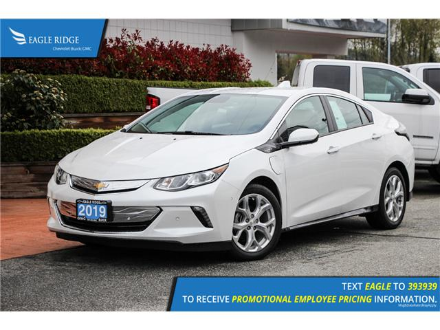 2019 Chevrolet Volt Premier (Stk: 91226A) in Coquitlam - Image 1 of 18