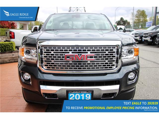2019 GMC Canyon Denali (Stk: 98029A) in Coquitlam - Image 2 of 18