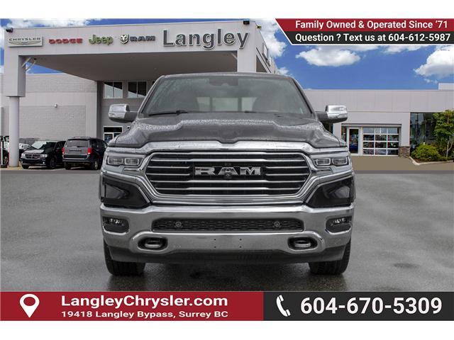2019 RAM 1500 Laramie Longhorn (Stk: EE902280) in Surrey - Image 2 of 30