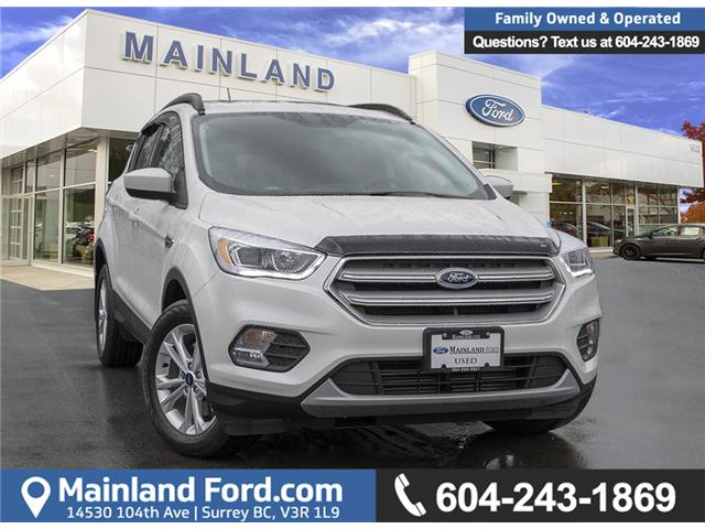 2018 Ford Escape SEL (Stk: 9ED8442A) in Vancouver - Image 1 of 30
