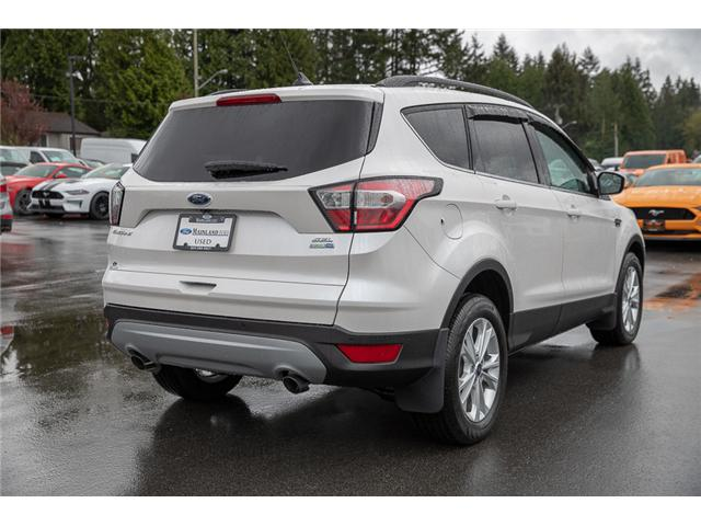 2018 Ford Escape SEL (Stk: 9ED8442A) in Vancouver - Image 7 of 30