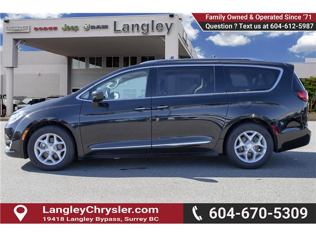 2018 Chrysler Pacifica Touring-L Plus (Stk: EE902120) in Surrey - Image 4 of 19
