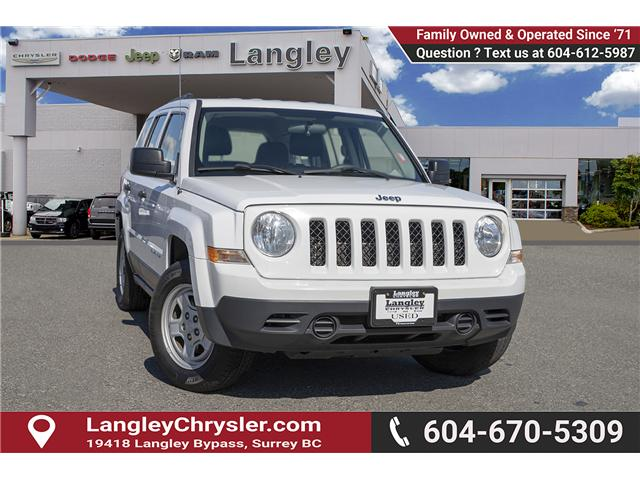 2014 Jeep Patriot Sport/North (Stk: EE900940A) in Surrey - Image 1 of 22