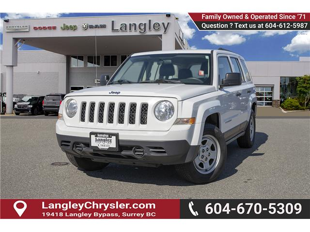 2014 Jeep Patriot Sport/North (Stk: EE900940A) in Surrey - Image 3 of 22
