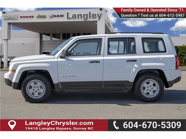 2014 Jeep Patriot Sport/North (Stk: EE900940A) in Surrey - Image 4 of 22