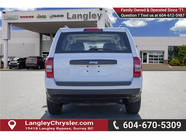 2014 Jeep Patriot Sport/North (Stk: EE900940A) in Surrey - Image 5 of 22
