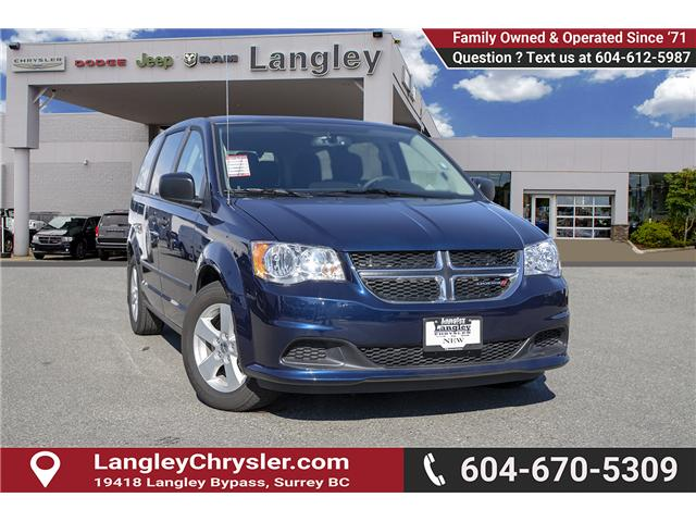 2017 Dodge Grand Caravan CVP/SXT (Stk: H876114) in Surrey - Image 1 of 22