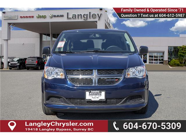 2017 Dodge Grand Caravan CVP/SXT (Stk: H876114) in Surrey - Image 2 of 22