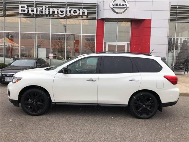 2018 Nissan Pathfinder Midnight Edition (Stk: X4332) in Burlington - Image 2 of 20