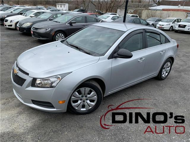 2012 Chevrolet Cruze LS (Stk: 193753) in Orleans - Image 1 of 24