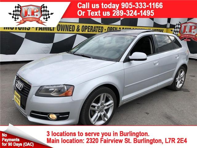 2012 Audi A3 2.0 TDI Progressiv (Stk: 46623) in Burlington - Image 1 of 15