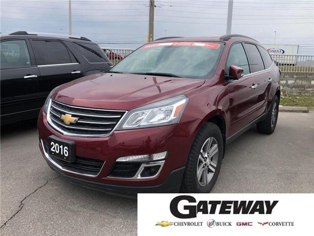 2016 Chevrolet Traverse LT (Stk: 164034A) in BRAMPTON - Image 1 of 1