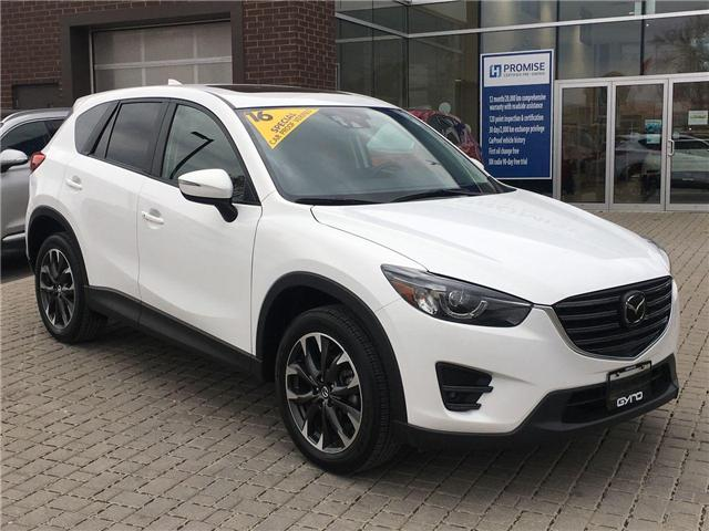 2016 Mazda CX-5 GT (Stk: 28685A) in East York - Image 2 of 30