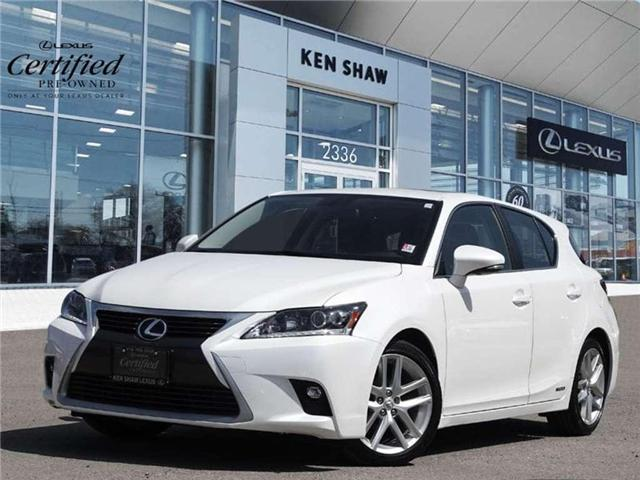 2016 Lexus CT 200h Base (Stk: 16014A) in Toronto - Image 1 of 18