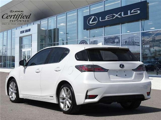 2016 Lexus CT 200h Base (Stk: 16014A) in Toronto - Image 7 of 18