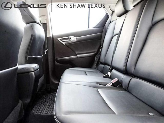 2016 Lexus CT 200h Base (Stk: 16014A) in Toronto - Image 10 of 18