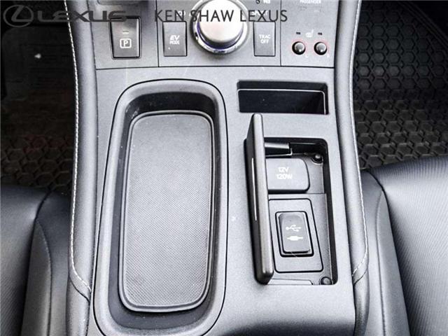 2016 Lexus CT 200h Base (Stk: 16014A) in Toronto - Image 11 of 18