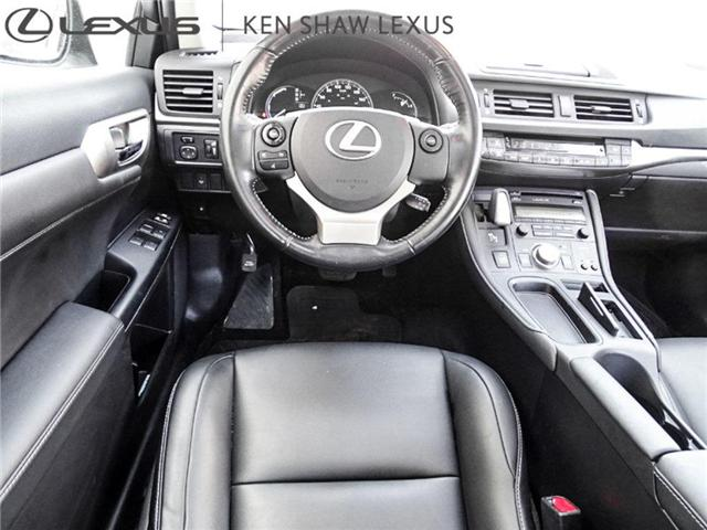 2016 Lexus CT 200h Base (Stk: 16014A) in Toronto - Image 15 of 18
