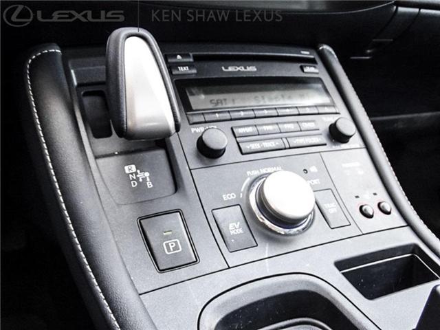 2016 Lexus CT 200h Base (Stk: 16014A) in Toronto - Image 16 of 18