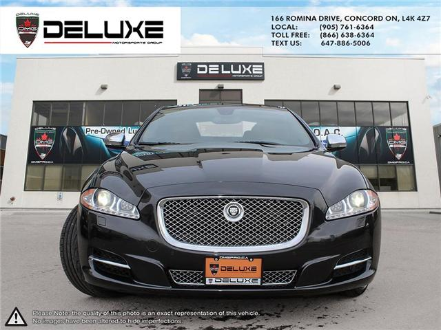 2012 Jaguar XJ XJ Supercharged (Stk: D0565) in Concord - Image 2 of 29