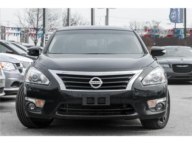 2013 Nissan Altima  (Stk: H097400T) in Mississauga - Image 2 of 19