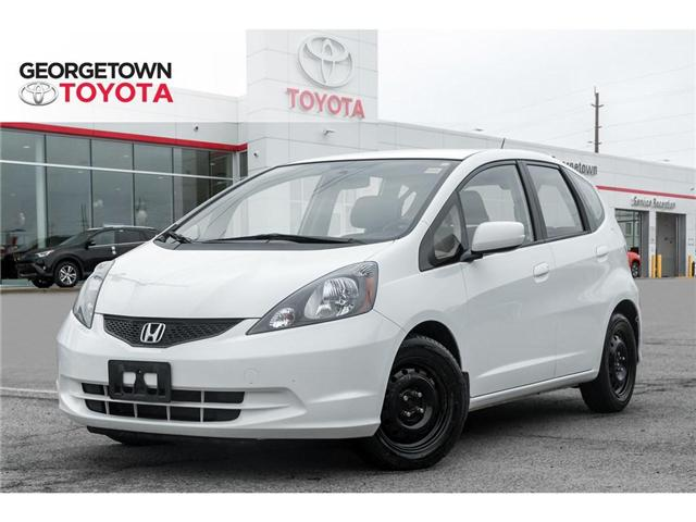 2013 Honda Fit LX (Stk: 13-01528) in Georgetown - Image 1 of 17